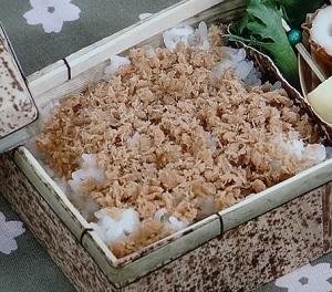 NHK【ごごナマ 知っトク】渡辺あきこのツナそぼろのレシピ!お弁当に