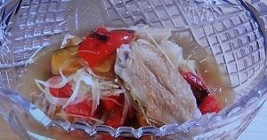 【サタデープラス】村田吉弘の作り置きのレシピ!鶏手羽先の南蛮漬け