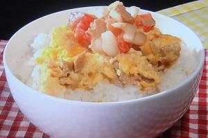 【ヒルナンデス】秋元さくらシェフのツナたまご(親子)丼のレシピ!大ヨコヤマクッキング