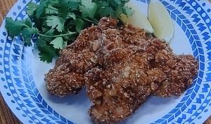 グッとラック:ギャル曽根の冷凍から揚げでヤンニョムチキンのレシピ!
