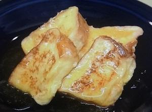 【あさイチ】簡単!軽井沢(フレンチ)トーストのレシピ!