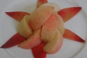 ZIP:桃のアールグレイマリネのレシピ!SNSで話題のレシピ