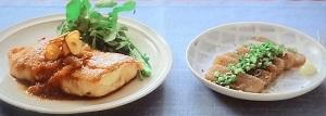 【きじまりゅうたの小腹がすきました】豆腐の極厚ステーキ&こんにゃく