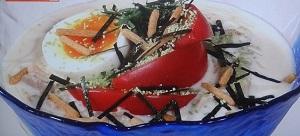 【ヒルナンデス】そうめん簡単絶品アレンジレシピ!トマトとツナのミルクそうめんby神野佳奈子