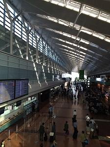 【ZIP】羽田空港の楽しみ方!THE HANEDA HOUSEのきせかえヒール専門店FAMZONやファイテンショップ
