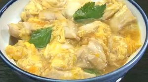 教えてもらう前と後 缶詰:春風亭昇太の親子丼のレシピ!やきとり缶で