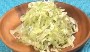 ヒルナンデス:エンドレスキャベツ ゴマドレサラダのレシピ!リュウジの爆速レシピ