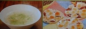 【相葉マナブ】餃子の皮レシピ!フォー風ギョーザ麺&チョコピザ