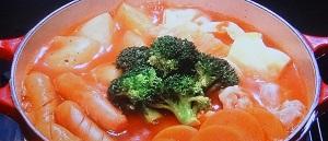 【世界一受けたい授業】トマト鍋でチーズしゃぶしゃぶのレシピ!佐藤秀美