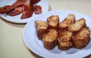 土曜は何する:スタバ公式!フレンチトーストのレシピ!