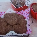 チョコハートクッキー