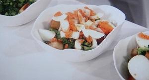 シブ5時 養生料理:セロリのごちそうサラダのレシピ:井戸理恵子