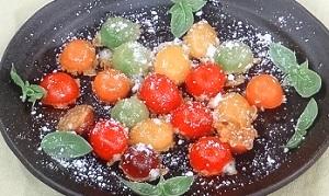 【ごごナマ/金曜日】トマトのデザートのレシピ!高橋拓児