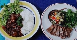 【男子ごはん】広末涼子のブラジル料理の万能ソースのレシピ!モーリョ・ヴィナグレッチ