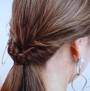【あさイチ】くるりんぱの上手くいくコツ!梅雨におすすめ髪の毛のヘアアレンジ