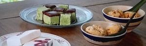 【ZIP】綾鷹カフェ抹茶ラテのババロアのレシピ!企業公式アレンジレシピ