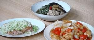 【きょうの料理】鶏となすのしょうが煮のレシピ!井原裕子