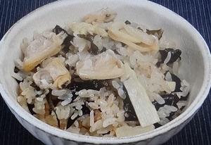 【めざましどようび】浜田陽子のあさり屋の浅利めしの再現レシピ!砂町世商店街