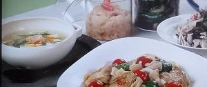 【きょうの料理】大原千鶴の酢鶏のレシピ!新しょうがの甘酢漬けを使う