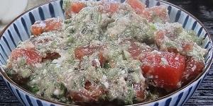 【林修の今でしょ!講座】ネバネバオクラのマグロ丼のレシピ!