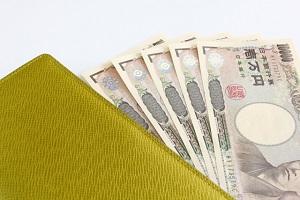 お金、財布、宝くじ
