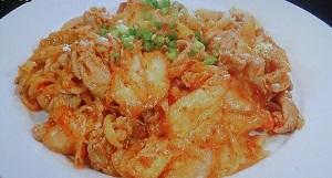 家事ヤロウ:和田明日香の料理塾!豚キムチのレシピ