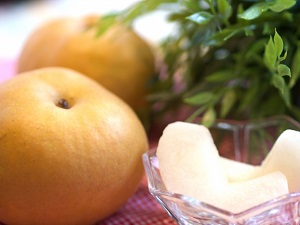 【所さんお届けモノです】梨のドライフルーツ&王秋梨のお取り寄せ