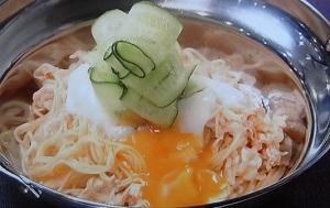 家事ヤロウ:韓国料理の名店「サンチョン」のビビン麺再現のレシピ!グルメ科捜研
