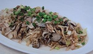 土曜はナニする:リュウジの無限マイタケのレシピ!ベジ飯