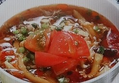 スーラータンメン(酸辣湯麵)
