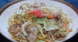 【相葉マナブ】岡山の手延べ焼きそばのレシピ!お取り寄せも!ご当地乾麺