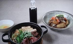 【きょうの料理】大原千鶴の黄金だれで肉じゃがのレシピ!