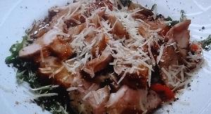 【メレンゲの気持ち】豚肉のタリアータのレシピ!落合務シェフ