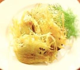 牡蠣ポテトフライ