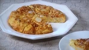 所さん大変ですよ:カニカマ入りスパニッシュオムレツのレシピ!柳澤英子さんの低糖質おかず