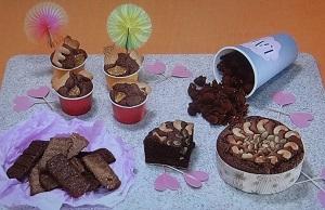 【きょうの料理】あんずとナッツのチョコケーキの レシピ!藤野貴子