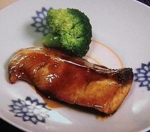 【きょうの料理】大原千鶴のぶりのピリ辛照り焼きのレシピ!ピリ辛だれで