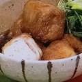 肉巻き豆腐の角煮風
