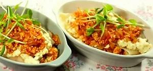 【ボンビーガール】豆腐のラザニアのレシピ!地下アイドルなつは
