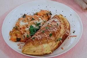 【あさイチ】落合務のスフレオムレツ・リゾットのレシピ!夢の3シェフ競演 卵料理