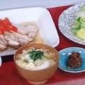 大原千鶴、鶏ハム