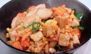 【ヒルナンデス】簗田シェフの鶏肉を柔らかくする方法!鶏胸肉のカシューナッツ風炒めのレシピ