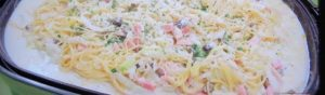 家事ヤロウ さば缶:さば味噌クリームパスタのレシピ!激うまホットプレート飯