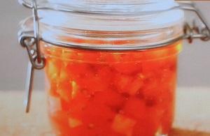 【ヒルナンデス】トマトの塩づけだれのレシピ!パスタやチャーハン