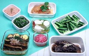【きょうの料理】大原千鶴のあじの和風スパイスマリネのレシピ!お届け常備菜