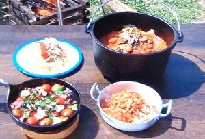 【男子ごはん】国分太一の絶品アヒージョのレシピ!BBQ