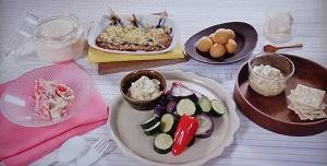 【きょうの料理】トマトのおから白あえ&温野菜のおからマヨネーズのレシピ!おからパウダーを活用