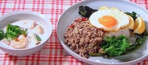 家事ヤロウ:北村匠海さんのクミン風味のガパオライスのレシピ!リアル家事24時
