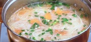 あさイチ:そうめんスープのレシピ!災害時の節水の災害食