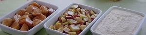 ヒルナンデス:家政婦ごはんさんのレシピ4品!里芋のから揚げ、ツマバーグ、フリッターほか